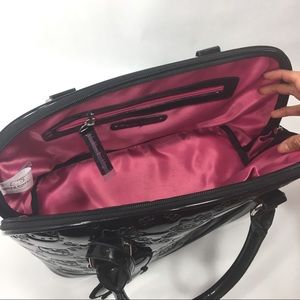 Sanrio Bags - Hello Kitty Black Purse Bag Patent Leather